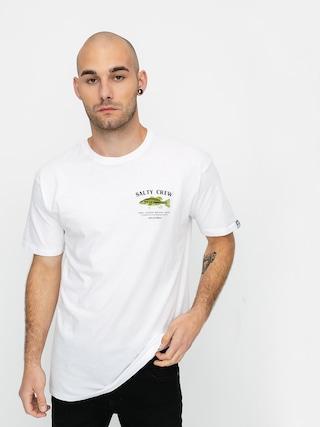 T-shirt Salty Crew Bigmouth Premium (white)