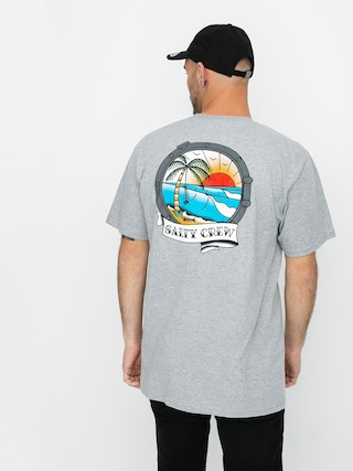 T-shirt Salty Crew Portside (athletic heather)