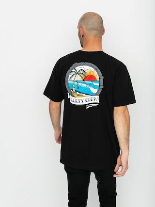 T-shirt Salty Crew Portside (black)