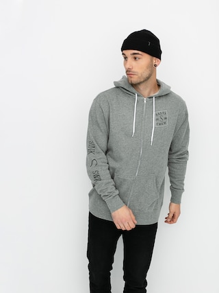 Bluza z kapturem Salty Crew Squared Up ZHD (gunmetal heather)