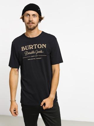 T-shirt Burton Durable Goods (true black 2)