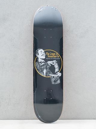 Deck Polar Skate Oskar Rozenberg The Count (black)