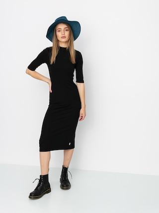 Sukienka Brixton Lisa Midi Wmn (black)