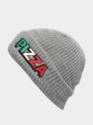 Czapka zimowa Pizza Skateboards Tri Logo (grey)