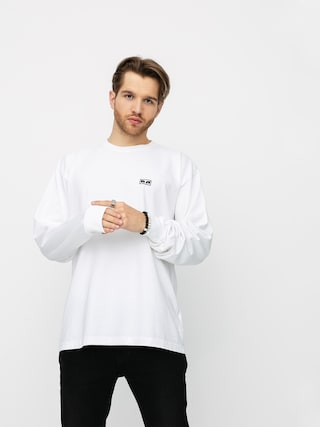 Longsleeve OBEY Obey Eyes 3 (white)