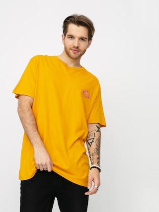 T-shirt OBEY Obey Prop. Engineering (mellow yellow)