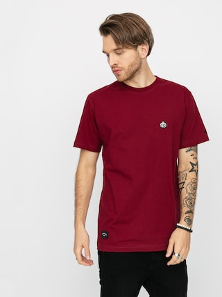 T-shirt Elade Icon Mini Logo (maroon)