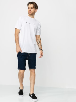 Szorty Elade Jogger Shorts (blue denim dark)