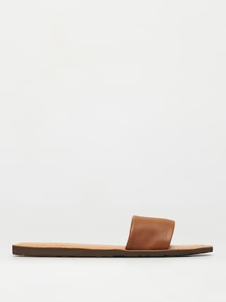 Klapki Volcom Simple Slide Wmn (tan)
