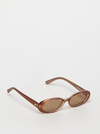 Okulary przeciwsłoneczne Le Specs Outta Love (caramel)