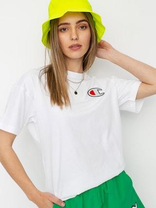 T-shirt Champion Maxi 112651 Wmn (wht)