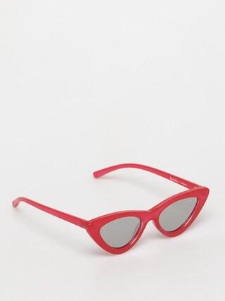 Okulary przeciwsłoneczne Le Specs X Adam Selman The Last Lolita (opaque red)