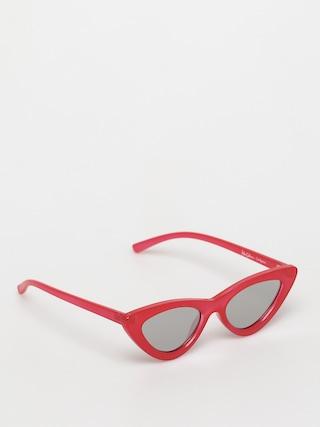 Okulary przeciwsu0142oneczne Le Specs X Adam Selman The Last Lolita (opaque red)