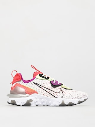 Buty Nike React Vision (summit white/black barely volt)