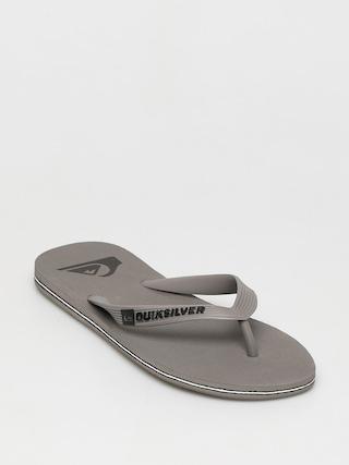 Japonki Quiksilver Molokai (grey/grey/grey)