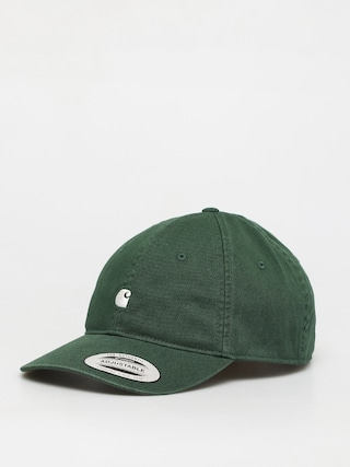 Czapka z daszkiem Carhartt WIP Madison Logo ZD (bottle green/wax)