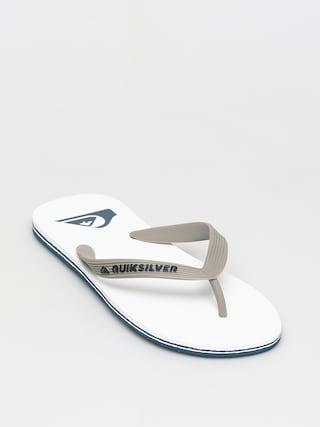 Japonki Quiksilver Molokai (grey/grey/white)