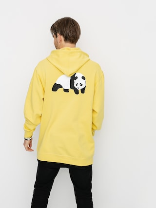 Bluza z kapturem Enjoi Premium Panda HD (yellow)