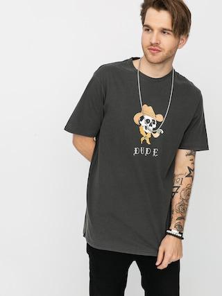T-shirt Volcom Lassoe (black)