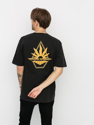 T-shirt Volcom Bright (black)
