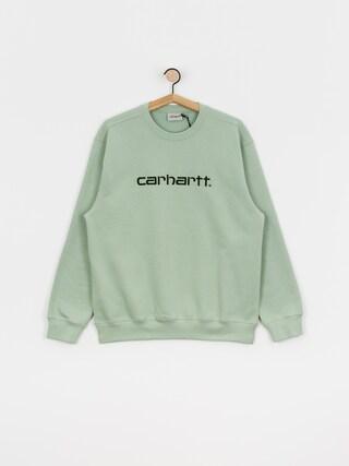 Bluza Carhartt WIP Carhartt (frosted green/black)