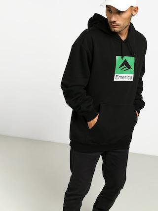Bluza z kapturem Emerica Classic Combo HD (black)