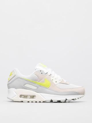 Buty Nike Air Max 90 Wmn (white/lemon venom pure platinum sail)