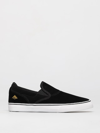 Buty Emerica Wino G6 Slip On Youth (black/white/gold)