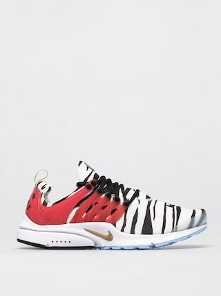 Buty Nike Air Presto (white/metallic gold black red orbit)