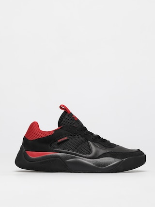 Buty Supra Pecos (black/red black)