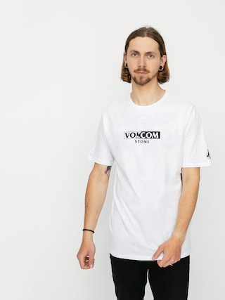 T-shirt Volcom For Never Bsc (white)