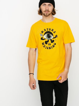 T-shirt Volcom Watcher Bsc (citrus gold)