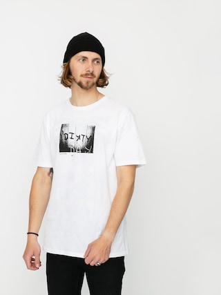 T-shirt Volcom Dirty Day Bsc (white)