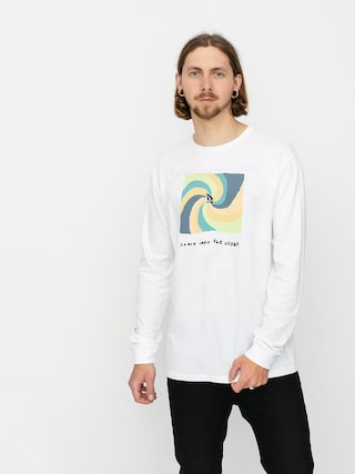Longsleeve Volcom Earth People Bsc (white)