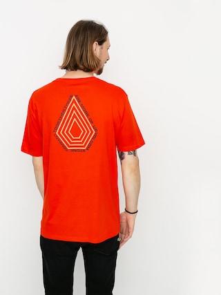 T-shirt Volcom Radiation Bsc (pepper red)