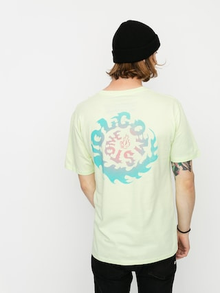 T-shirt Volcom Throttle Bsc (key lime)