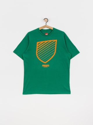 T-shirt Prosto Zach (dark green)