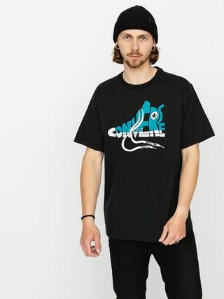 T-shirt Converse Art (black)