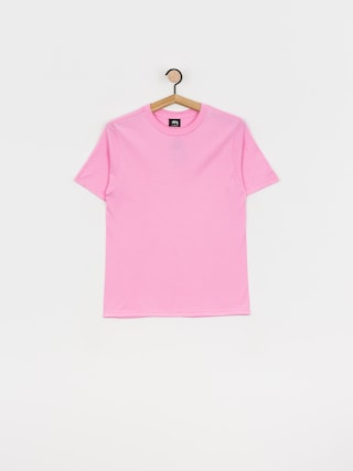 T-shirt Stussy Smooth Stock Wmn (pink)