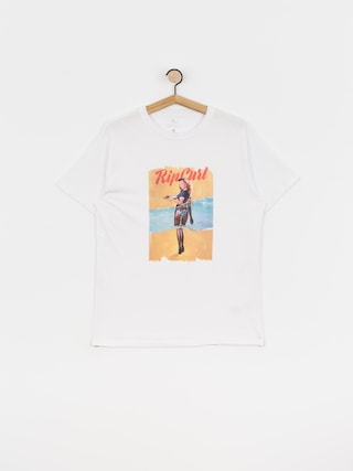 T-shirt Rip Curl Good Day Bad Day (white)