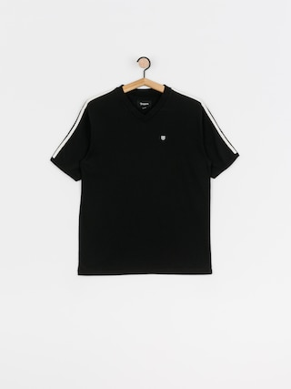 T-shirt Brixton B Shield (black)