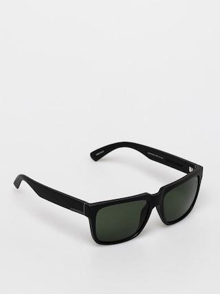 Okulary przeciwsu0142oneczne Quiksilver Bruiser Polarized (matte black/green p)