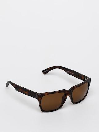 Okulary przeciwsu0142oneczne Quiksilver Bruiser Polarized (matte tor/bro po)