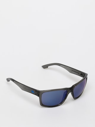 Okulary przeciwsłoneczne Quiksilver Trailway (shiny cr sm/fl b)