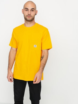 T-shirt Element Basic Pocket Label (gold)