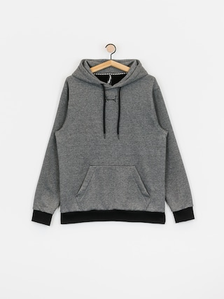 Bluza z kapturem Stoprocent Smalltag HD (grey heather)