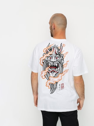 T-shirt Element Demon Keeper (optic white)