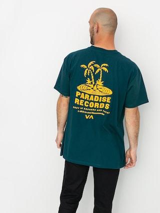 T-shirt RVCA Paradise Records (deep sea)