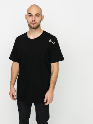 T-shirt Stoprocent Smalltag (black)