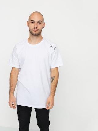 T-shirt Stoprocent Smalltag (white)